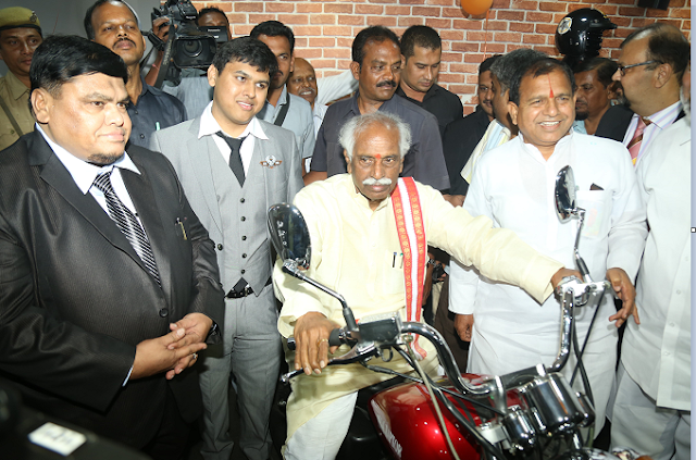 "Fab Group launches ""Fab Motors Cycles"" in Hyderabad"