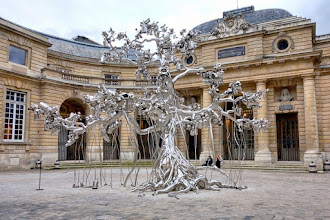 Expo : Subodh Gupta, Adda / Rendez-vous - Monnaie de Paris - Jusqu'au 26 août 2018