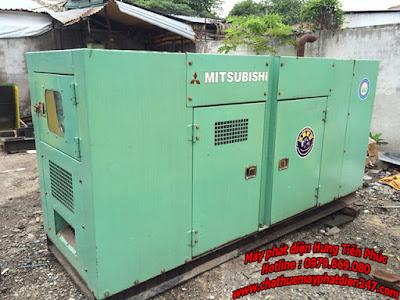 Máy phát điện Mitsubishi 20kva
