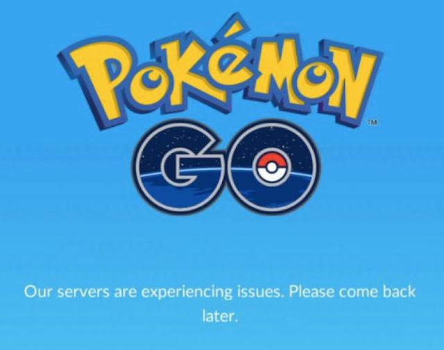 Alasan & Info Seputar Masalah PokemonGo yang Down pada 26 Sept 17