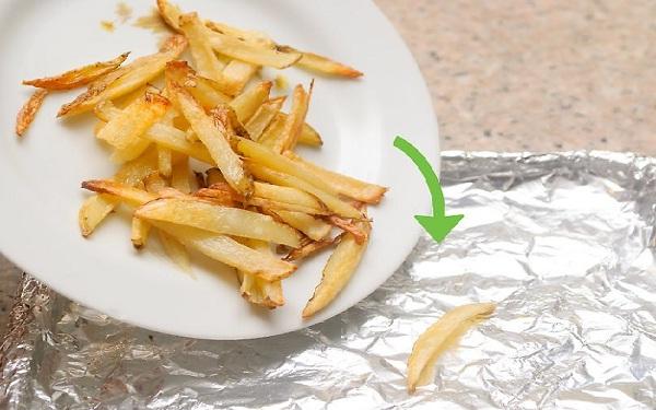 Batata frita (Imagem: Reprodução/wikiHow)