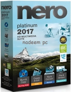 Nero 2017 Platinum Full Crack Download