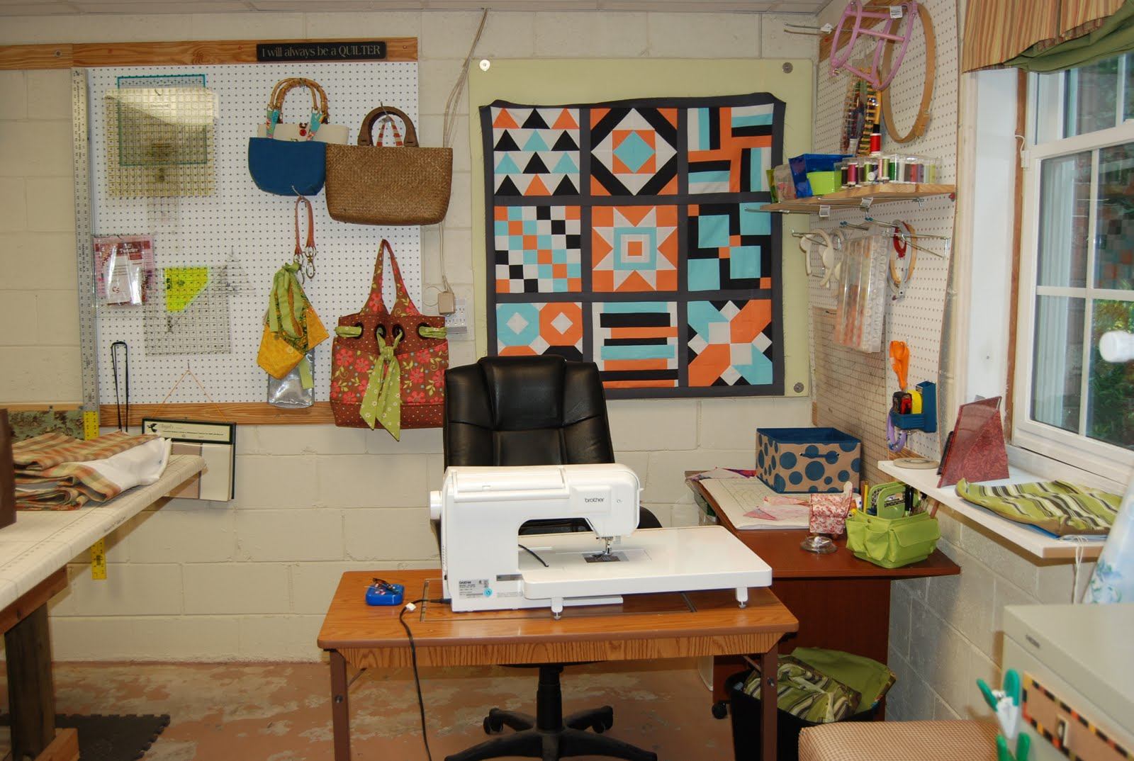 Joy Studio Design Gallery Best Design: Sewing Studio Design Ideas