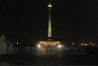 Wisata Favorit Di Jakarta Monumen Nasional (Monas)