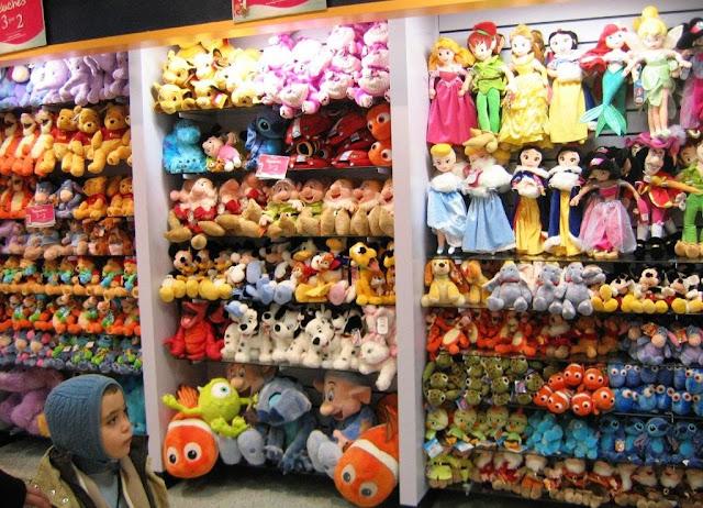 Onde encontrar uma loja Disney Store em Miami e Orlando