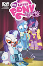 MLP Friendship is Magic #21 Comic Cover Hot Topic Variant