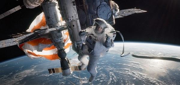 """Gravity"" (Alfonso Cuarón, 2013)"