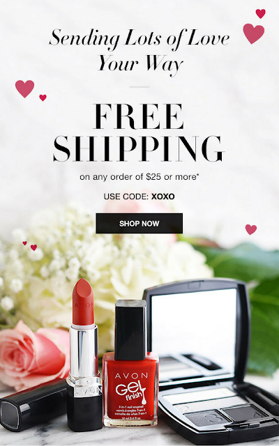 Get FREE SHIPPING with your $25+ online Avon order. Shop https://jenbertram.avonrepresentative.com/