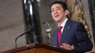 Japan's PM calls snap election