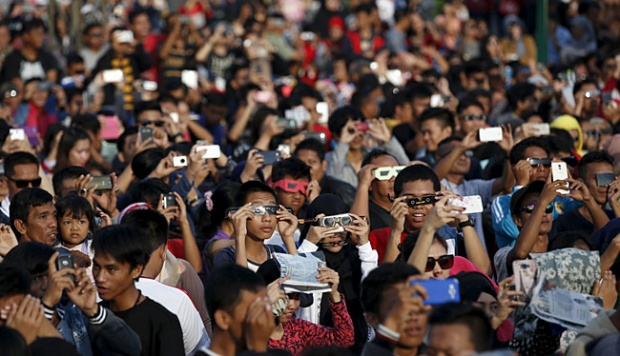 #WonderfulEclipse - Wonderful Indonesia!