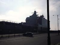 Dutch Warship Johan De Witt on the Tyne