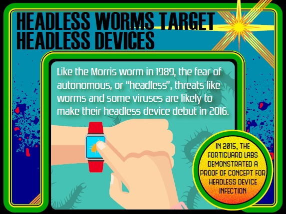 Worms and Viruses Designed to Specifically Attack IoT Devices