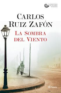 Especial Zafón | Reseña: La Sombra del Viento, de Carlos Ruiz Zafón
