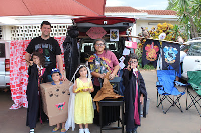 Halloween Trunk Or Treat In Malawi Vandana S World