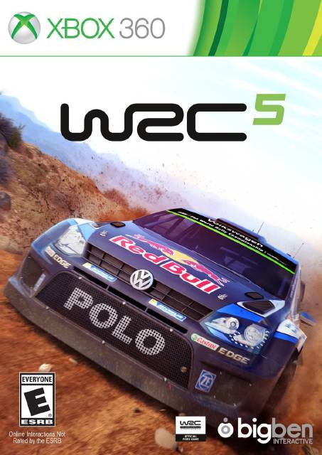 WRC 5 FIA World Rally Championship [Jtag/RGH] - Download