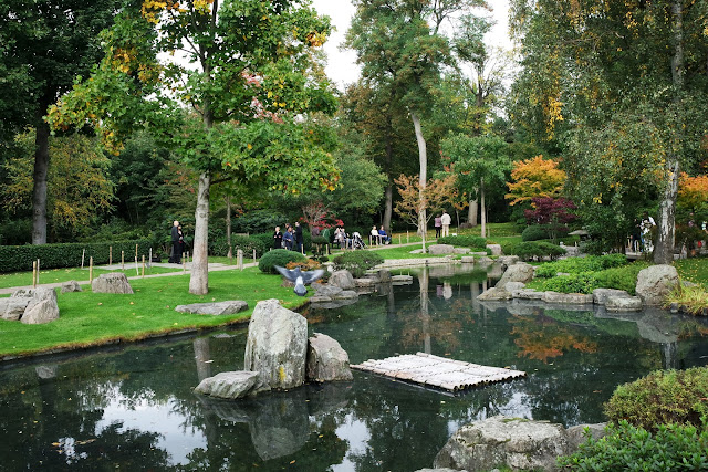 London, londres, blog, street, kensington,Holland park, kyoto garden, jardin japonais, automun, fall in london