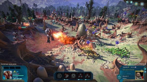 Age of Wonders: Planetfall PC Full Español