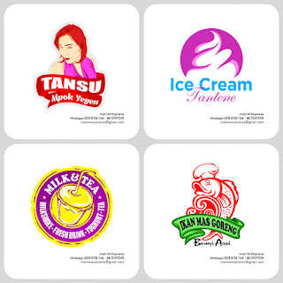 desain logo ice cream