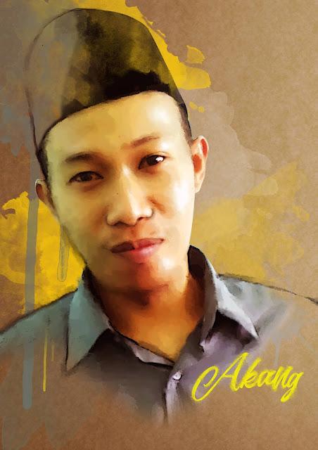 Painting Akang