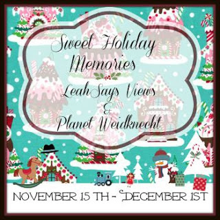 Sweet Holidays Blog Hop