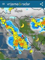 lov na munje munje Dalmacija WetterOnline slike otok Brač Online