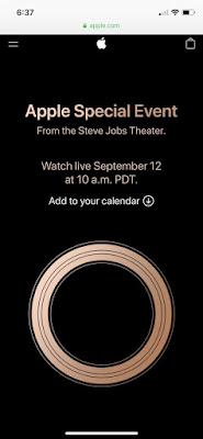 lansare iPhone 9