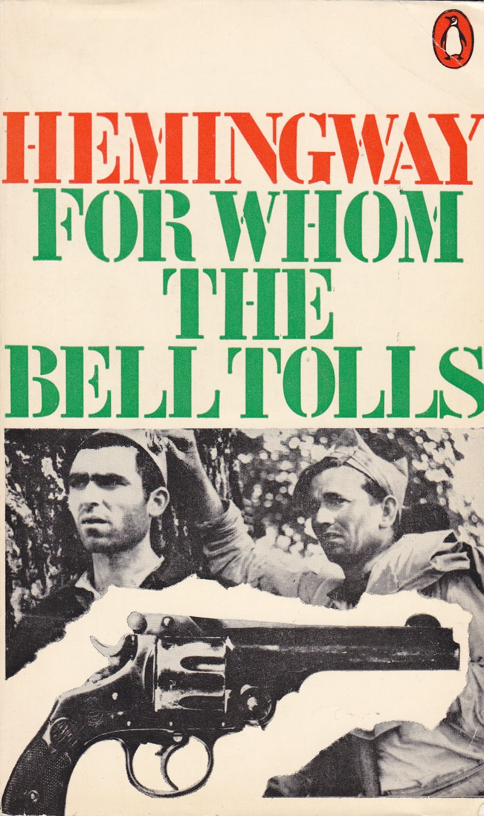 three days in the life of robert jordan in for whom the bell tolls by ernest hemingway 1941 near miss: for whom the bell tolls by ernest  and life in our time with robert jordan  bell tolls is drawn in part from hemingway's.