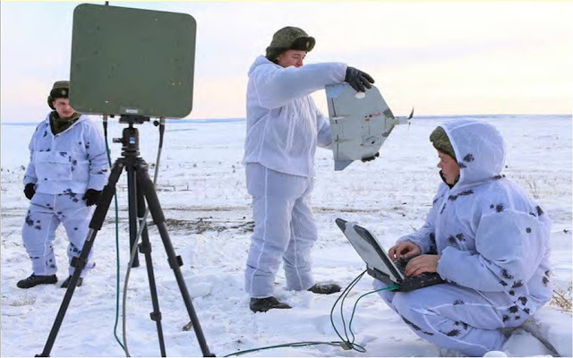 Η Ενσωμάτωση Μη-Επανδρωμένων Αεροπορικών Συστημάτων στο Ρωσικό Πυροβολικό