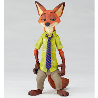 Abierto pre-order de Movie Revo 009 Nick Wilde - Kaiyodo
