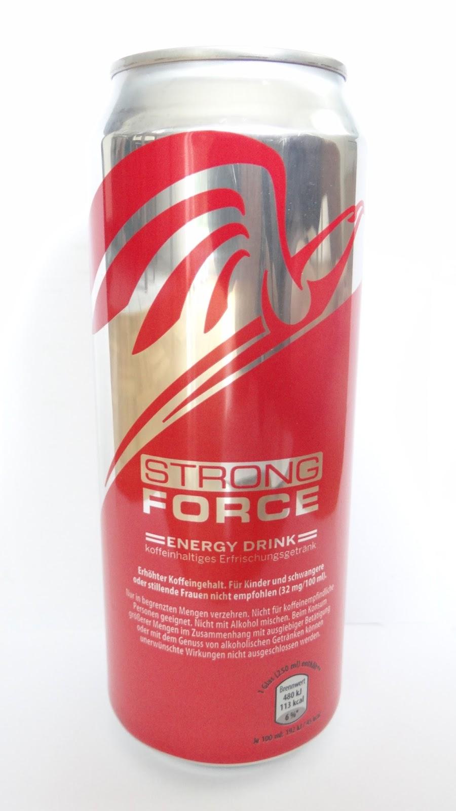 Energy Plattform: Strong Force