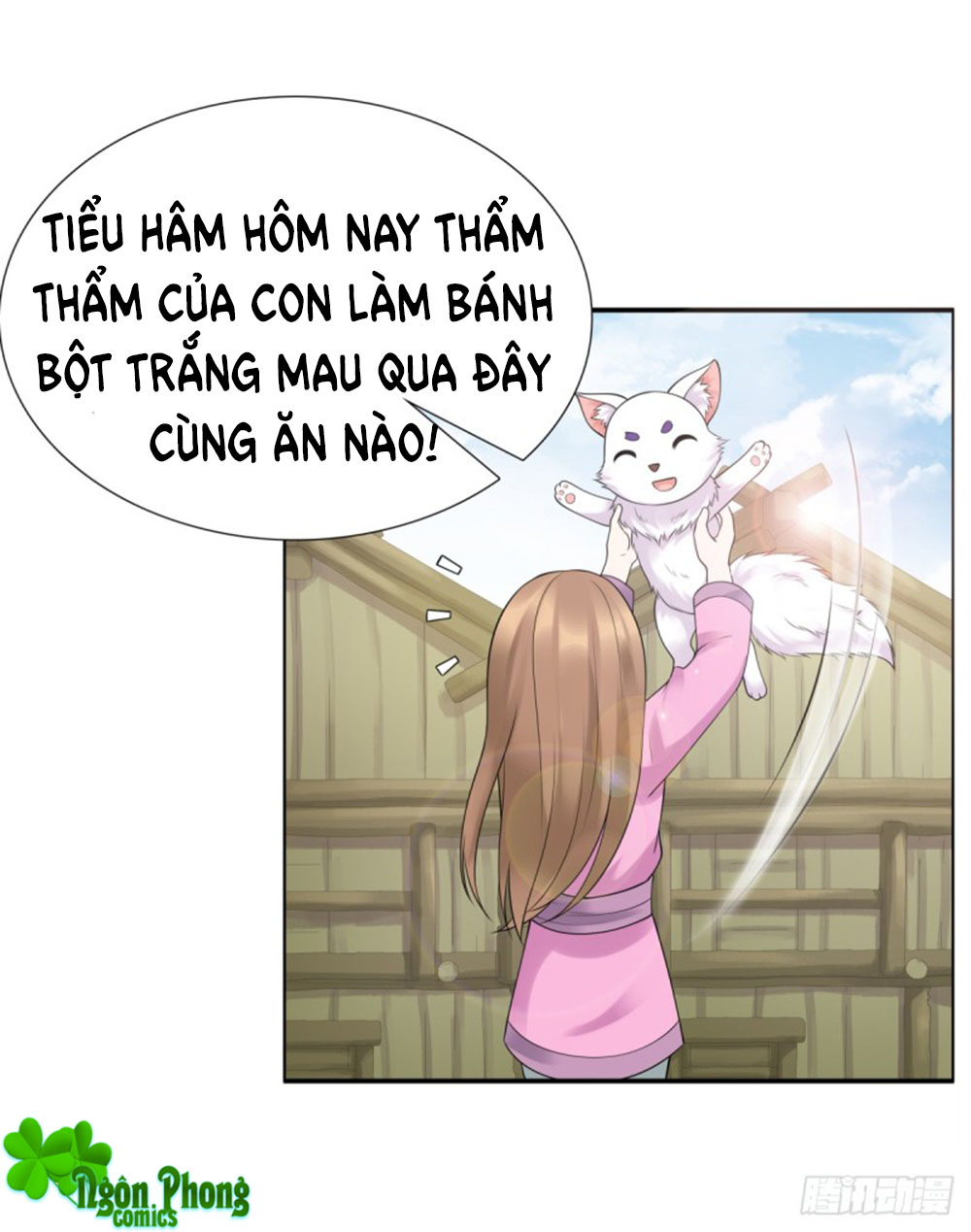 Yêu Phu! Xin Ngươi Hưu Ta Đi Mà! Chap 49 - Trang 17