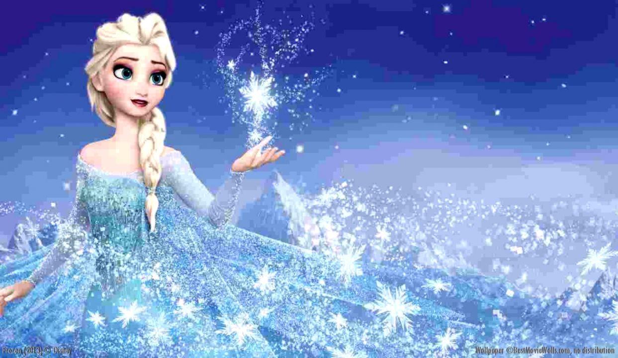Frozen Disney Movie Hd Wallpaper One Wallpapers