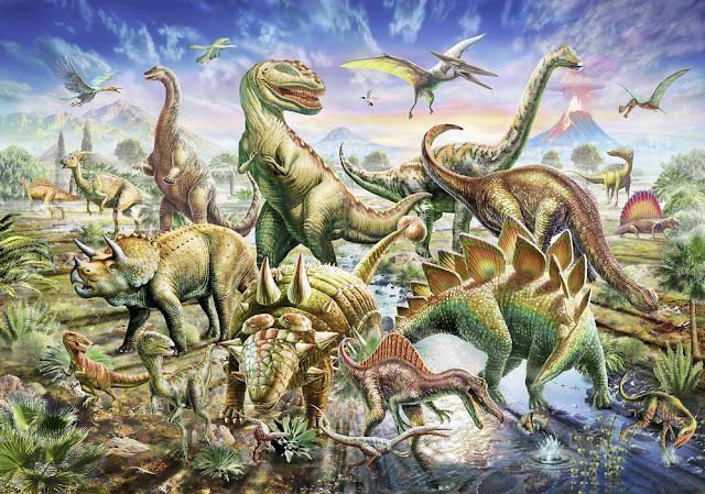 Dinosaurus tapetti Lapset Valokuvatapetti Lapsia Huone