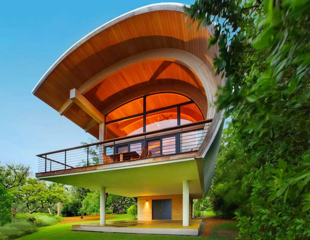Gambar Desain Rumah Pohon  Desain Rumah