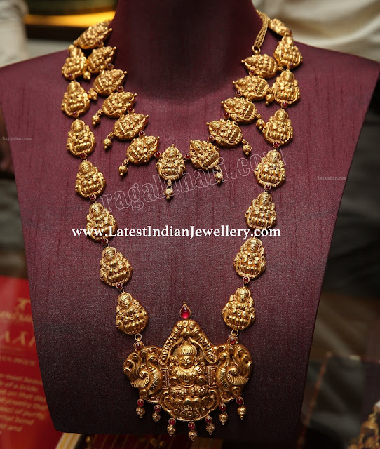 Temple Jewellery from Tanishq