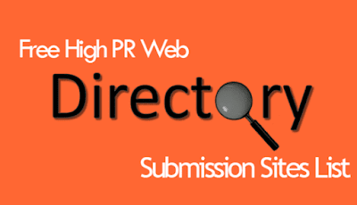 High PR Directory Submission Websites List-2019