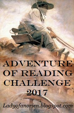 Adventure of Reading Challenge 2017