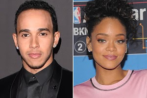 Lewis Hamilton commented on his relationship with Rihanna
