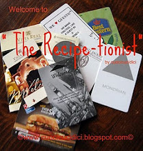 """The Recipe-tionist"" di Flavia"