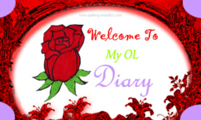 Welcome to my online diary and gallery.