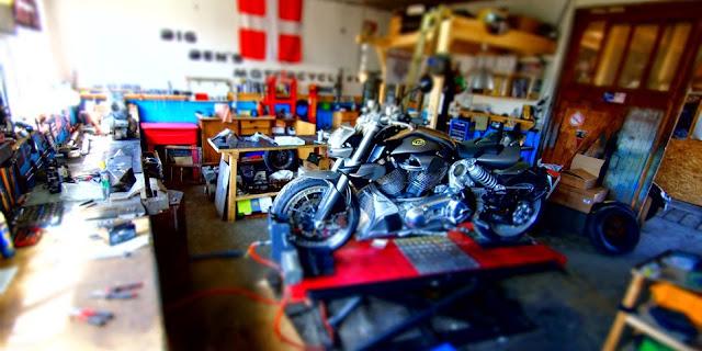 Big Ben - Atelier Moto