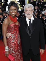 """Star Wars"" Creator George Lucas is Engaged With Mellody Hobson"