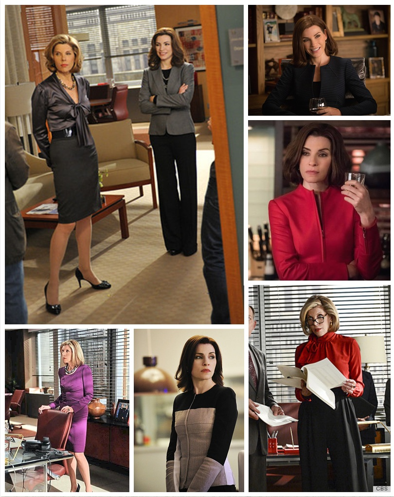 Lecciones De Estilo De The Good Wife Chez Agnes
