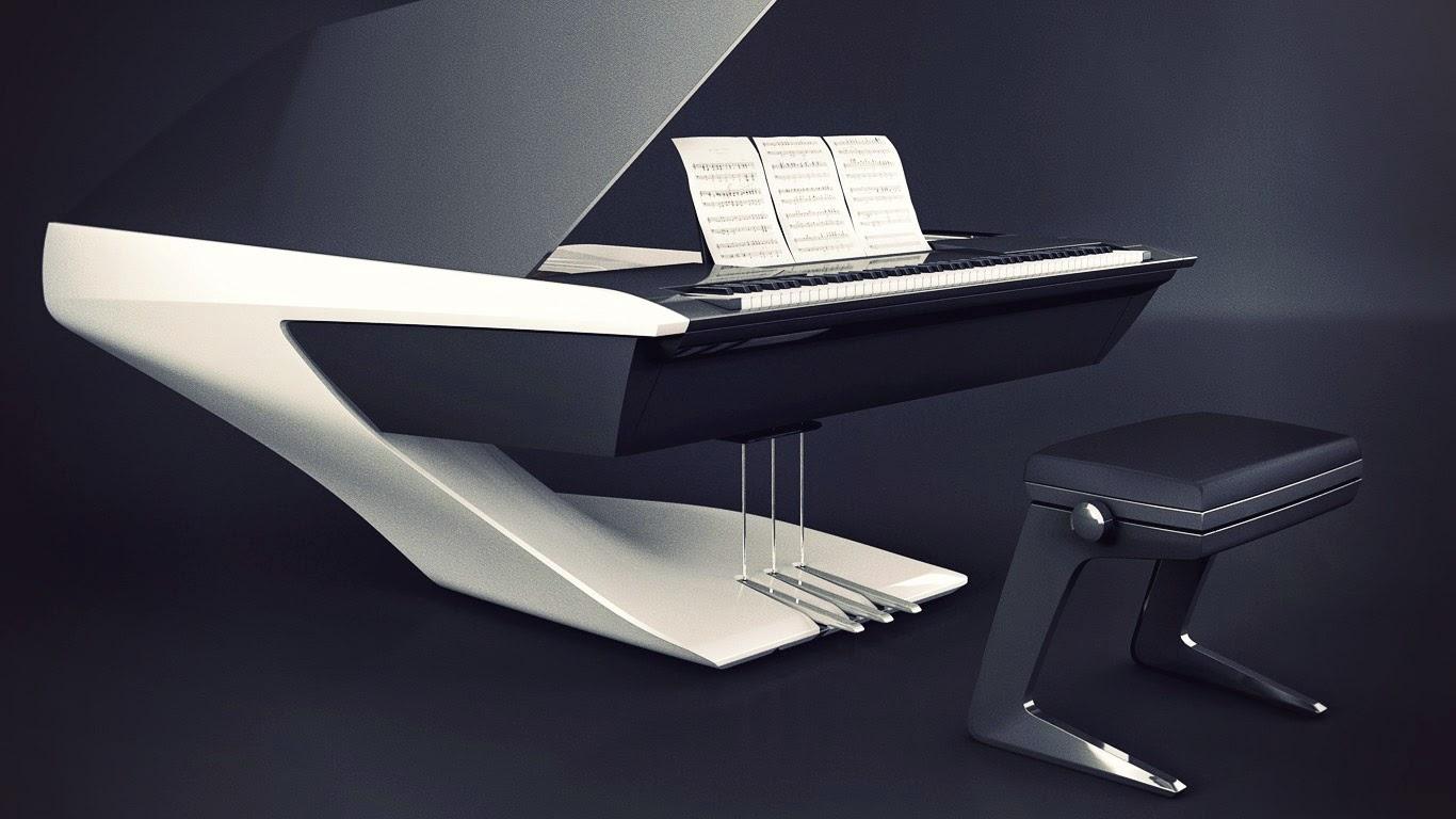 Salone del Mobile Milano 2014, PEUGEOT DESIGN LAB per PLEYEL piano