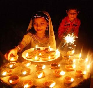 Happy Diwali 2016 images child face 6