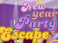 Here is another #NewYears #RoomEscape by #GraceGirlsGames!