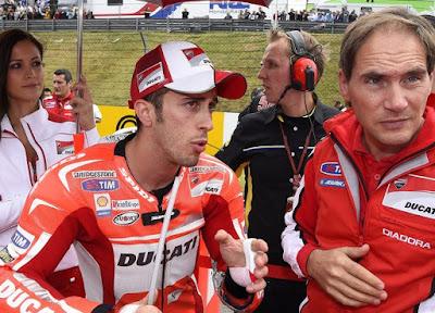 Setiap Jengkal Sachsenring Jadi Musibah Bagi Ducati
