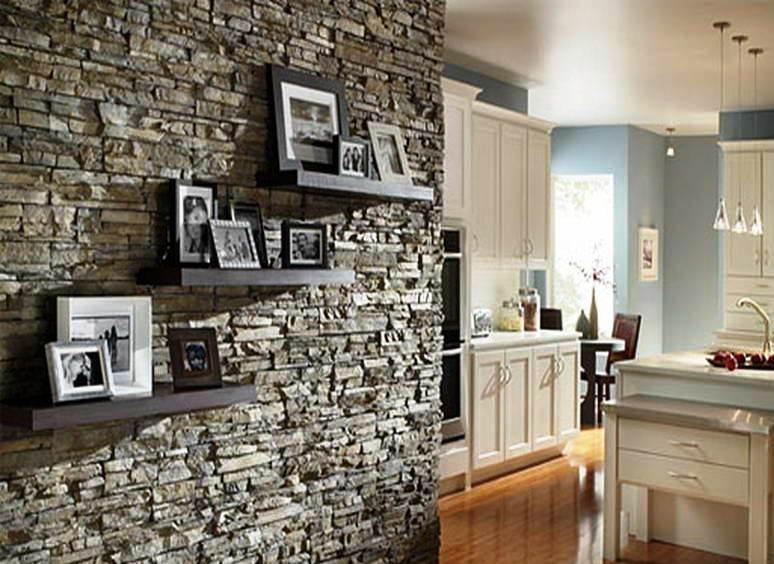 Contoh Hiasan Dinding Ruang Tamu