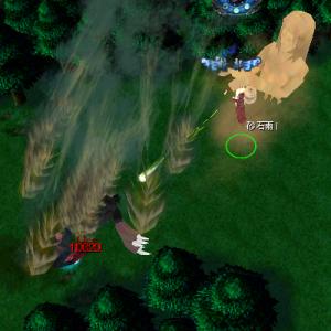 naruto castle defense 6.0 Sand Drizzle