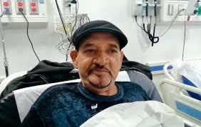 El país pierde otro de sus merengueros,muere Jerry Vargas- El  Nazareno-